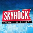Logo de la radio Skyrock.