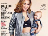 Naya Rivera : Sublime et amincie après bébé, elle pose avec Josey