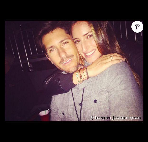 Jessica Sprinsteen et son amoureux Nic Roldan sont en couple depuis près d'un an. Photo publiée sur la page Instagram de la fille de Bruce Springsteen.