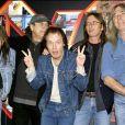 Le groupe de rock AC/DC