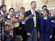 Letizia et Felipe VI d'Espagne: Chic pour le prix Cervantes et son final musical