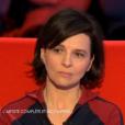 Juliette Binoche parle d'amour dans Le Divan de Marc-Olivier Fogiel.