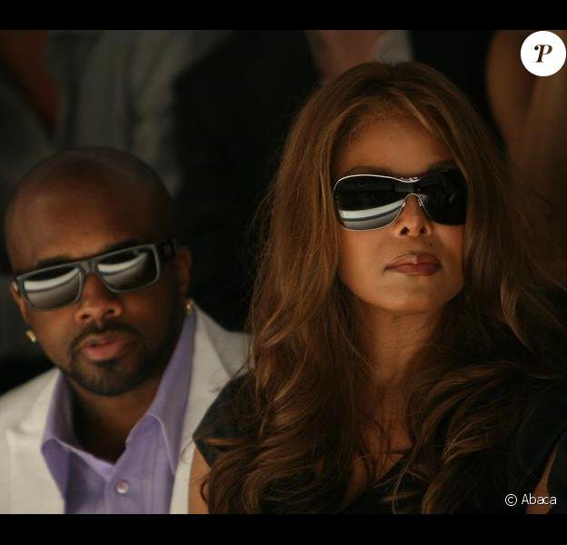 Janet Jackson et Jermaine Dupri