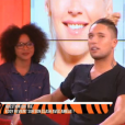 Eddy revient enfin sur sa dispute avec Amélie Neten, lors d'un entretien avec Benoît Dubois, dans le Mad Mag, sur NRJ12, le 27/04/16