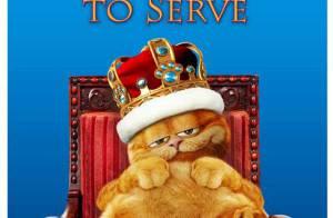 Le gros chat Garfield vient faire ses caprices sur France 3 !