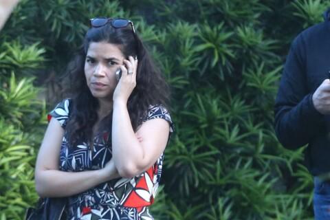 America Ferrera : Nature avec son mari ou étincelante sur tapis rouge...