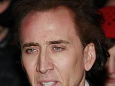 Nicolas Cage complétement affolé par... la crise financière !