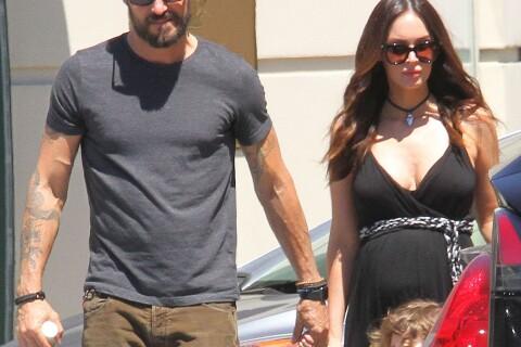 Megan Fox, enceinte : La grossesse a eu raison de son divorce avec Brian Austin