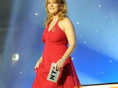 REPORTAGE PHOTOS : Sarah Ferguson, bah non, elle n'a toujours pas trouvé la bonne robe...