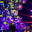 Michel Polnareff, lors du premier concert de sa nouvelle tournée à Epernay, le 30 avril 2016. © Cyril Moreau