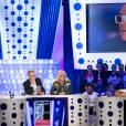 Exclusif - Michel Polnareff et Laurent Ruquier dans l'émission  On n'est pas couché , sur France 2 le samedi 30 avril 2016 (tournage le jeudi 28 avril 2016), à Paris. © Cyril Moreau