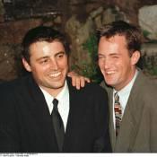 """Matt LeBlanc et Matthew Perry : 12 ans après, l'amitié des """"Friends"""" est intacte"""
