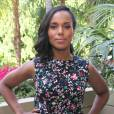 "Kerry Washington en conférence de presse pour le film ""Confirmation"" à l'hôtel Four Seasons de Beverly Hills le 2 avril 2016."