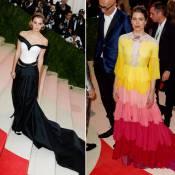 Met Gala 2016 : Emma Watson en robe écolo, Charlotte Casiraghi chic et bohème