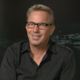 Kevin Costner en interview avec Purepeople.com pour le film Criminal.