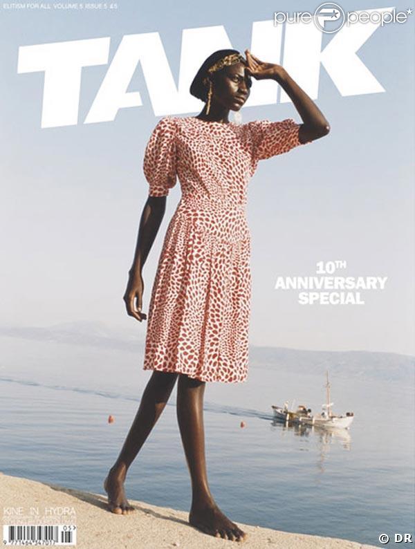 Mary-Kate Olsen pour Tank