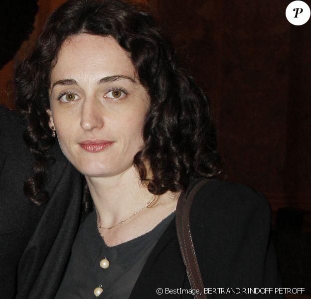Eva Jospin en 2012