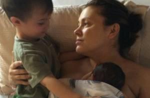 Alyssa Milano, maman comblée et fêtée :