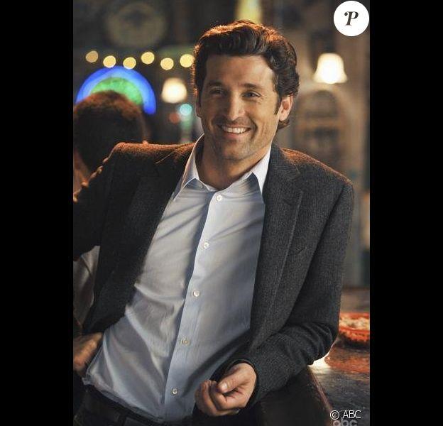 Grey's Anatomy : Patrick Dempsey (Docteur Sheperd)