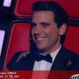 MB14 lors de la finale de The Voice 5, sur TF1, le samedi 14 mai 2016