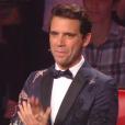 Mika lors de la finale de The Voice 5, sur TF1, le samedi 14 mai 2016