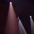 Antoine chante avec Garou lors de la finale de The Voice 5, sur TF1, le samedi 14 mai 2016