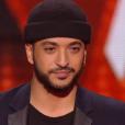 Les 4 finalistes lors de la finale de The Voice 5, sur TF1, le samedi 14 mai 2016