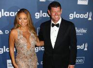 Mariah Carey amoureuse et toujours plus mince, devant Caitlyn Jenner honorée