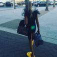 Gwyneth Paltrow a partagé une photo de sa fille Apple sur sa page Instagram, au mois de mai 2016