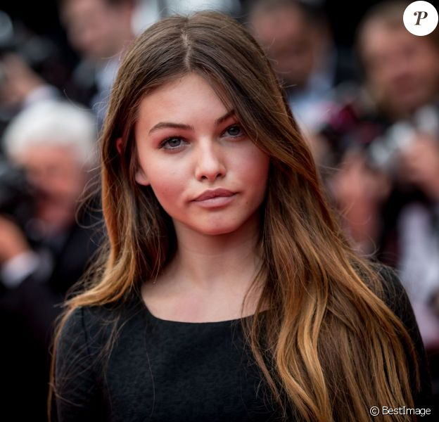 "Thylane Blondeau - Montée des marches du film ""The BFG"" (""Le BGG Le Bon Gros Géant"") lors du 69ème Festival International du Film de Cannes. Le 14 mai 2016. © Borde-Jacovides-Moreau/Bestimage"