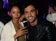 Nehuda et Ricardo in love devant M. Pokora au Gotha Club à Cannes !