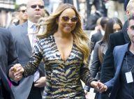 Mariah Carey dérape, perchée sur des hauts talons !