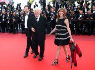 Victoria Bedos à Cannes : Pétillante et radieuse au côté de son père Guy si fier