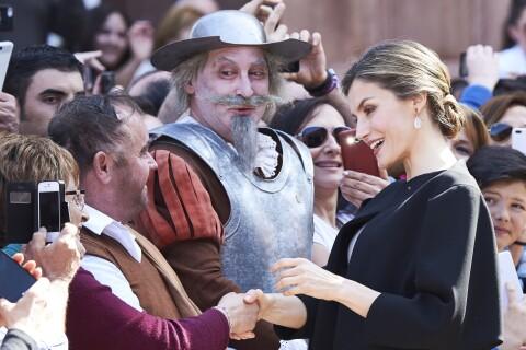 Letizia d'Espagne : Sublime dans la Mancha, après sa surprise à Penélope Cruz