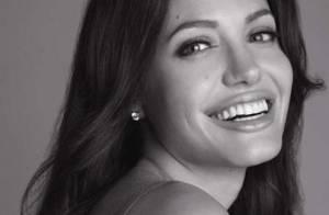 PHOTOS : Angelina Jolie, une magnifique beauté en noir et blanc...
