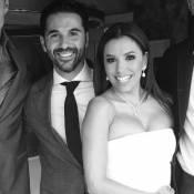 Eva Longoria mariée : Première photo officielle de ses noces avec Jose Antonio