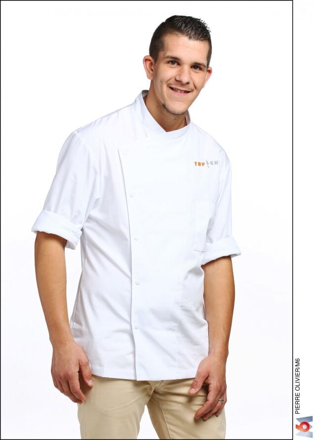 "Kevin Roquet, candidat de ""Top Chef 2016"""
