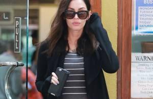 Megan Fox comblée par sa troisième grossesse :