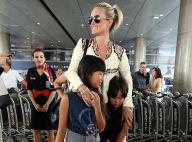 Laeticia Hallyday : En campagne pour le Vietnam, pays de ses filles adorées