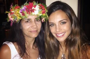 Marine Lorphelin et Iris Mittenaere : Clichés complices pour la fête des mères