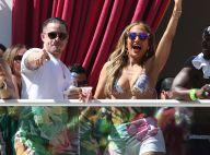 Jennifer Lopez déchaînée avec Casper Smart : La bombe enflamme sa pool-party