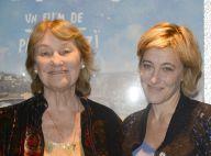 Valeria Bruni-Tedeschi est folle de joie avec sa mère Marisa
