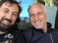 """David Ginola, sorti de l'hôpital et de retour : """"Je suis toujours beau gosse !"""""""