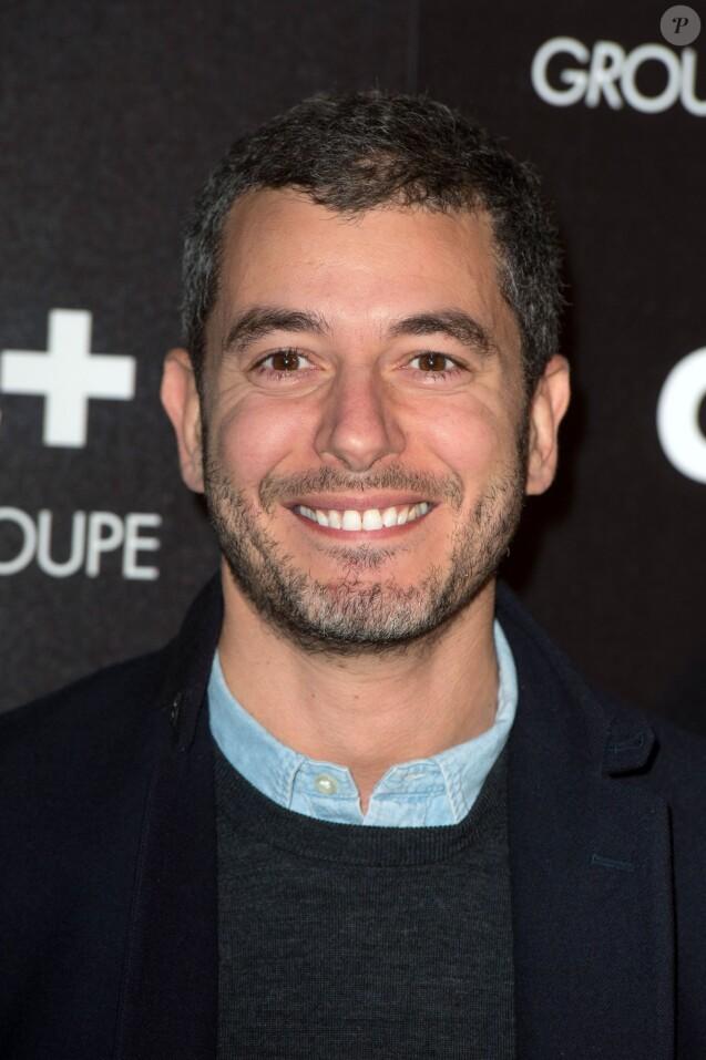 Ali Baddou - Soirée des animateurs du Groupe Canal+ au Manko à Paris. Le 3 février 2016