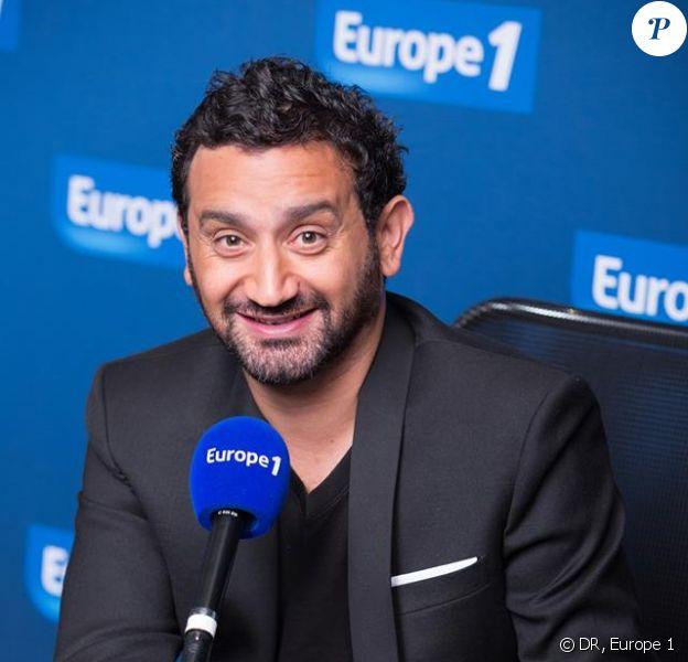 Cyril Hanouna au micro d'Europe 1.