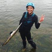 Marine Lorphelin et Christophe amoureux en Australie : Un séjour sportif !