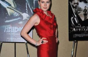 REPORTAGE PHOTOS : Amy Adams est une princesse... oui, mais de la mode !