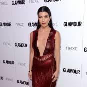 Kourtney Kardashian : Modeuse sexy devant Sigourney Weaver et Susan Sarandon