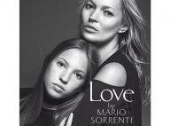 Kate Moss et sa fille Lila Grace : Duo craquant en couverture de Vogue