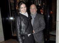 REPORTAGE PHOTOS : Billy Joel et sa jeune et jolie épouse, in love à Paris !